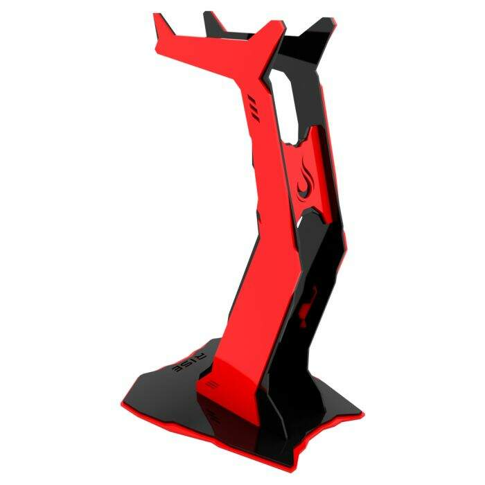 Suporte HeadSet Rise Gaming Venon - Black and Red