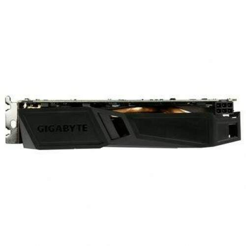 Placa de Vídeo VGA GIGABYTE GeForce GTX 1060 Mini ITX OC 6G - GV-N1060IXOC-6GD