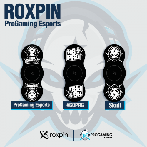 # BLACK NOVEMBER # Roxpin ProGaming Esports Skull Edition