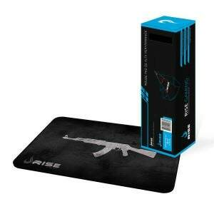 MousePad Rise Gaming AK47 Grande Bordas Costuradas - RG-MP-05-AK