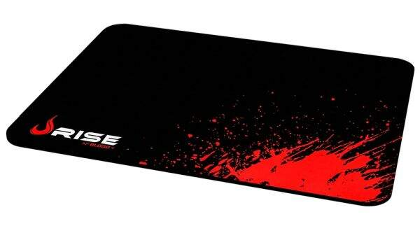 MousePad Rise Gaming Blood Grande Bordas Costuradas - RG-MP-02-BD