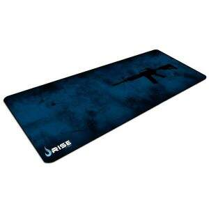 MousePad Rise Gaming M4A1 Extended Bordas Costuradas - RG-MP-06-M4A