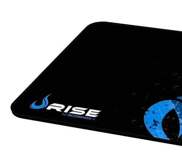 MousePad Rise Gaming Scorpion Médio Bordas Costuradas - RG-MP-04-SK