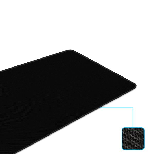 MousePad Rise Gaming Standart Extended Bordas Costuradas - RG-MP-06-STD