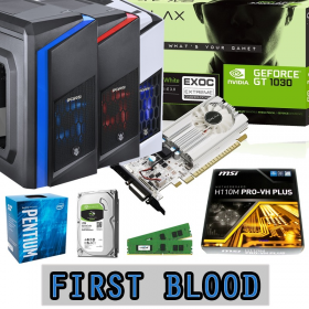 Computador ProGaming i3 First Blood