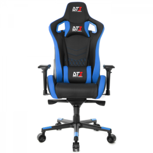 Cadeira Gamer Dt3 Sports Onix Diamond Blue - 10590-5