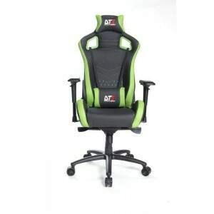 Cadeira Gamer DT3 Sports Onix Diamond Green - 10591-6