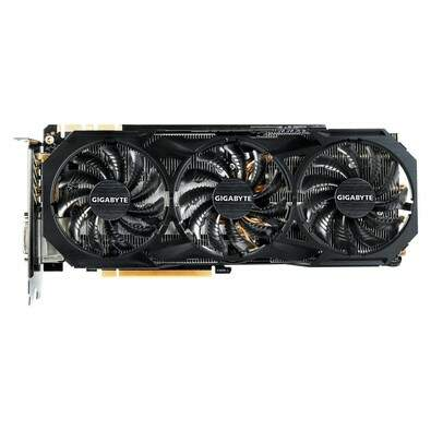Placa de Vídeo VGA GIGABYTE GeForce GTX 1080 G1 Rock 8GB - GV-N1080G1 ROCK-8GD