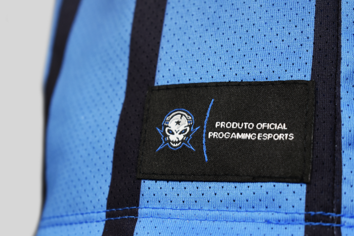 # BLACK NOVEMBER # Uniforme Oficial ProGaming Esports Striped Edition - Masculino