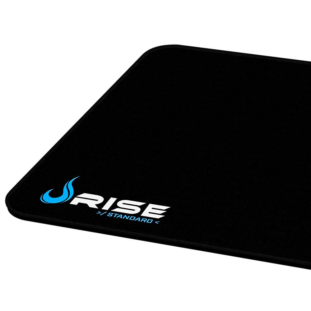 MousePad Rise Gaming Standart Grande Bordas Costuradas - RG-MP-05-STD