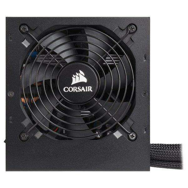 Fonte ATX Corsair CX550 550W Reais 80 Plus Bronze - CP-9020121