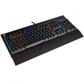 # BLACK NOVEMBER # Teclado Corsair Gaming Strafe RGB Cherry Red ABNT2 - CH-9000227-BR