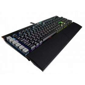 Teclado Corsair Gaming K95 Platinum RGB Cherry MX Speed ABNT2 - CH-9127014-BR