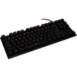 Teclado Mecânico Hyperx Alloy Fps PRO Cherry RED HX-KB4RD1-US/R2