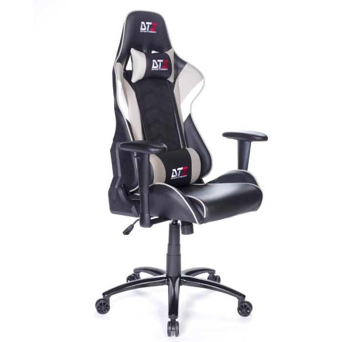 Cadeira Gamer DT3 Sports Elise Grey 10633-3