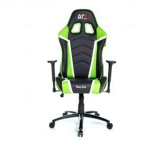 Cadeira Gamer DT3 Sports Módena Black Green 10502-8