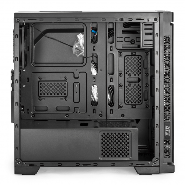 Gabinete DT3 Sports Edge Glass - Vidro Temperado