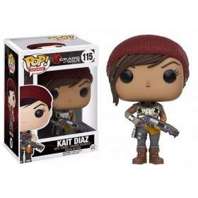Boneco Funko Pop - Gears Of War - Kait Diaz - 115