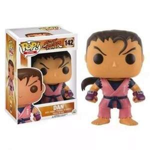 Boneco Funko Pop - Street Fighter - Dan - 142