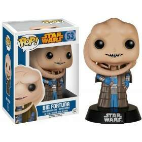 Boneco Funko Pop - Star Wars - Bib Fortuna - 53