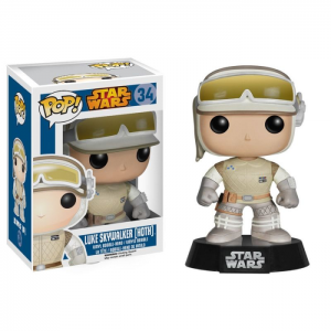 Boneco Funko Pop - Star Wars - Luke Skywalker (Hoth) - 34