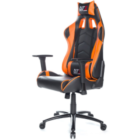 Cadeira Gamer DT3 Sports Mizano Black Orange 10499-3