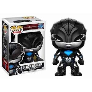 Boneco Funko Pop - Power Rangers - Ranger Black - 396