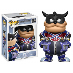 Boneco Funko Pop - Disney Kingdom Hearts - Pete - 264
