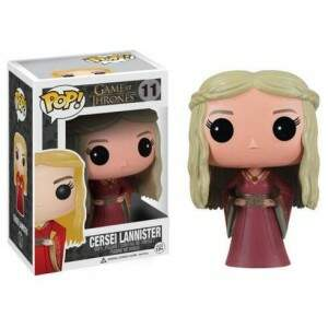 Boneco Funko Pop - Game Of Thrones - Cersei Lannister - 11