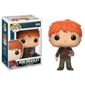 Boneco Funko Pop - Harry Potter - Ron Weasley - 44