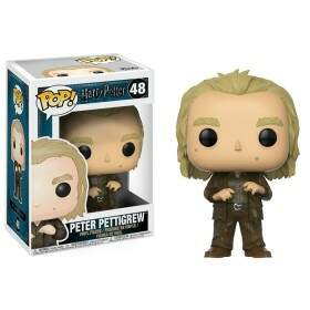 Boneco Funko Pop - Harry Potter - Peter Pettigrew - 48