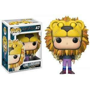 Boneco Funko Pop - Harry Potter - Luna Lovegood - 47