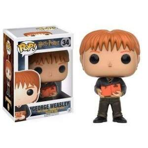 Boneco Funko Pop - Harry Potter - George Weasley - 34