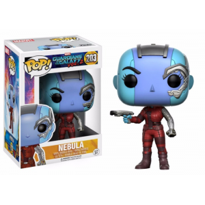 Boneco Funko Pop - Guardians Of The Galaxy 2 - Nebula - 203
