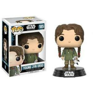 Boneco Funko Pop - Star Wars Rogue One - Young Jyn Erso - 185