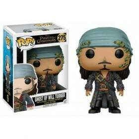 Boneco Funko Pop - Pirates Of Caribean - Ghost Will Turner - 275