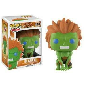 Boneco Funko Pop - Street Fighter - Blanka - 140