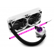 Watercooler Deepcool Captain 240EX White RGB c/ Fita Led DP-GS-H12L-CT240RGB-WH