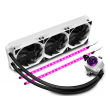 # BLACK NOVEMBER # Watercooler Deepcool Captain 360EX White RGB c/ Fitas Led DP-GS-H12L-CT360RGB-WH