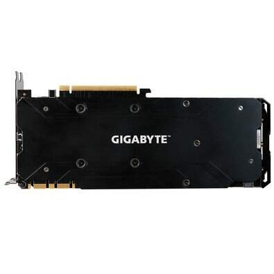 Placa de Vídeo VGA NVIDIA Gigabyte Geforce GTX 1080 Windforce 8GB GV-N1080WF3OC-8GD