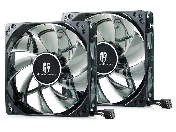 WaterCooler Maelstrom 240T DeepCool 240mm para AMD e Intel com LED White DP-GS-H12RL-MS240TWF