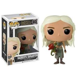 Boneco Funko Pop - Game Of Thrones - Daenerys Targaryen - 03