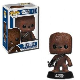 Boneco Funko Pop - Star Wars - Chewbacca - 06