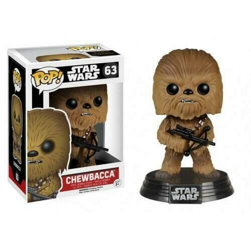 Boneco Funko Pop - Star Wars - Chewbacca - 63