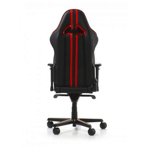 Cadeira DXRACER R-Series Black/Red - OH/RV131/NR