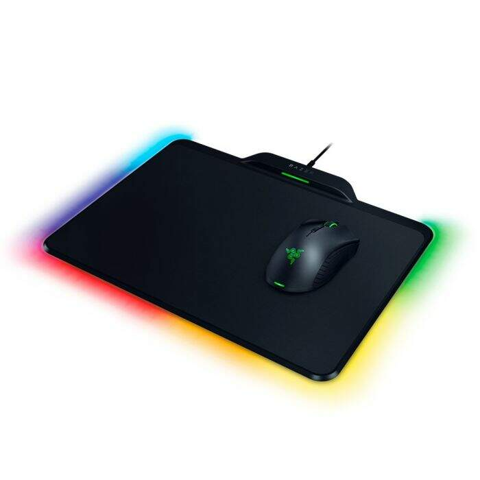 # BLACK NOVEMBER # Combo Mouse Razer Mamba Hyper Flux Wireless e MousePad Razer Firefly HyperFlux
