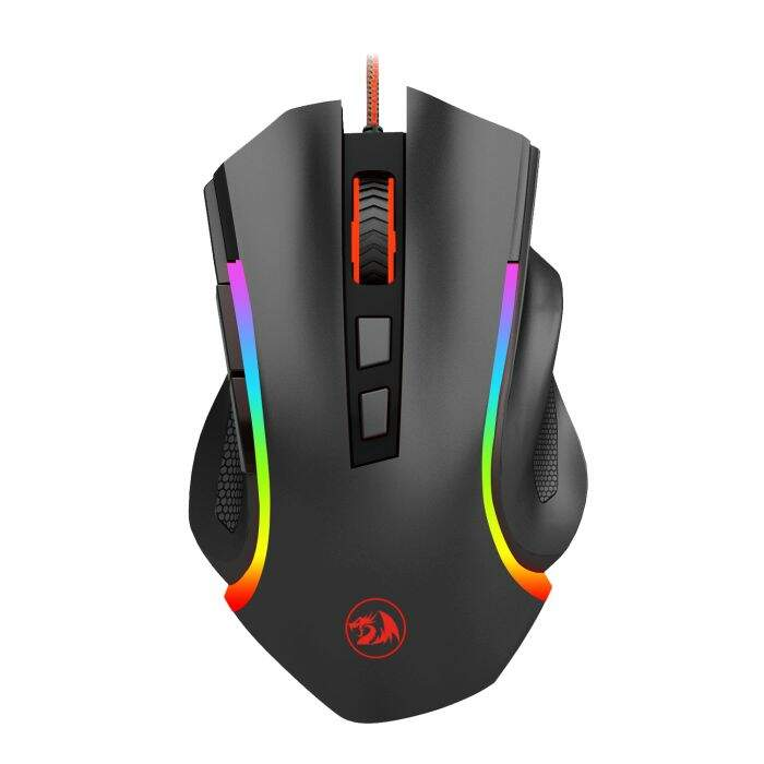 Mouse Gamer Redragon Griffin Chroma 7200dpi M607