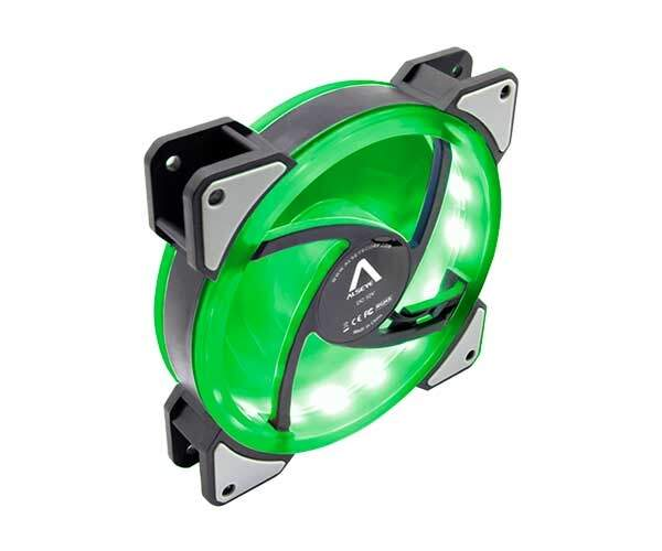 # BLACK NOVEMBER # Cooler FAN Alseye 120mm Dual Ring Verde DR-120-SG