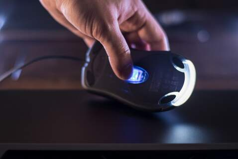 **OPENBOX** Mouse Microsoft Intellimouse Classic HDQ-00004