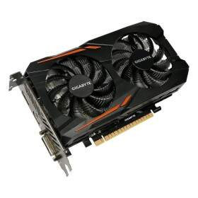 Placa de Vídeo VGA NVIDIA Gigabyte Geforce GTX 1050 Ti OC 4GB GDDR5 - GV-N105TOC-4GD